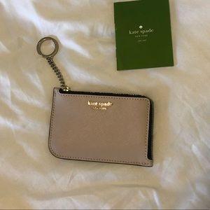 NWT Kate Spade Zip Wallet